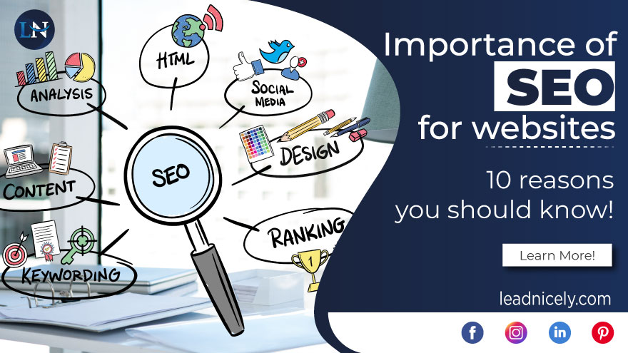 Importance of SEO for Website – 10 Reasons you should know