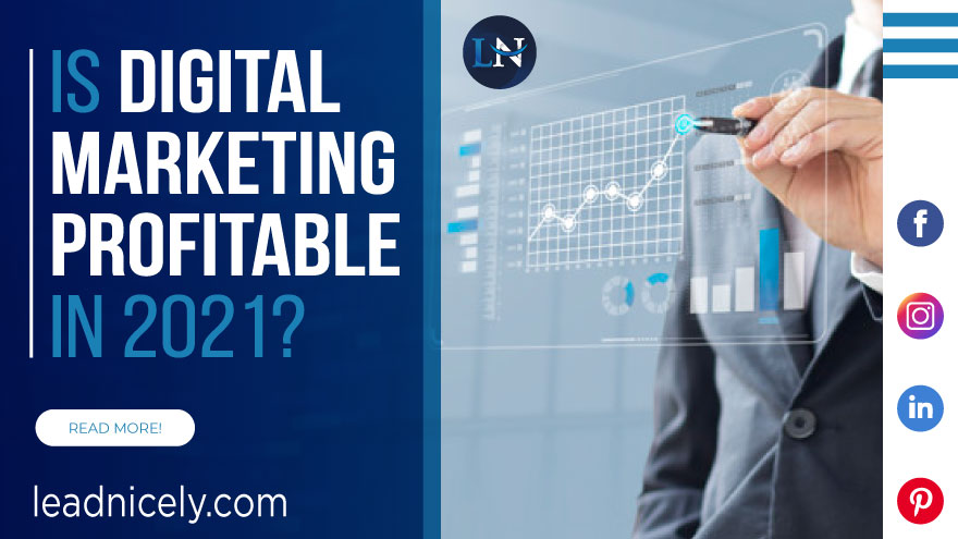 Is Digital Marketing Profitable in 2021